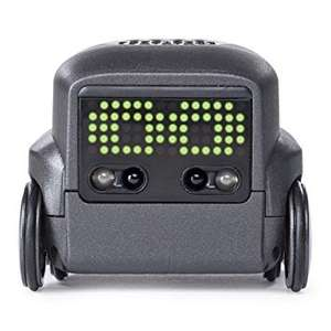 Boxer Interactive AI Robot Toy (Black) with Personality and Emotions £39.99 @ Amazon