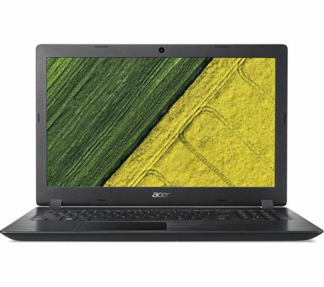 "[Open Box] ACER Aspire 3 15.6"" Intel i3-7020U 4GB RAM 1TB HDD Windows 10 Laptop £279.99 @ eBay / ukexpressdeals"