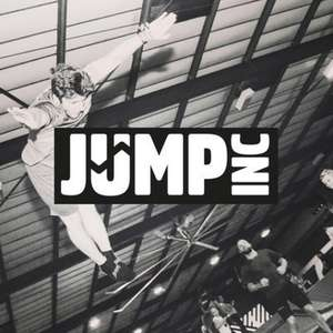 Jump inc £5 for 1 hour multiple locations