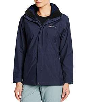 Berghaus Womens Glissade Goretex InterActive Waterproof Jacket  size 8 £41.71 @ Amazon