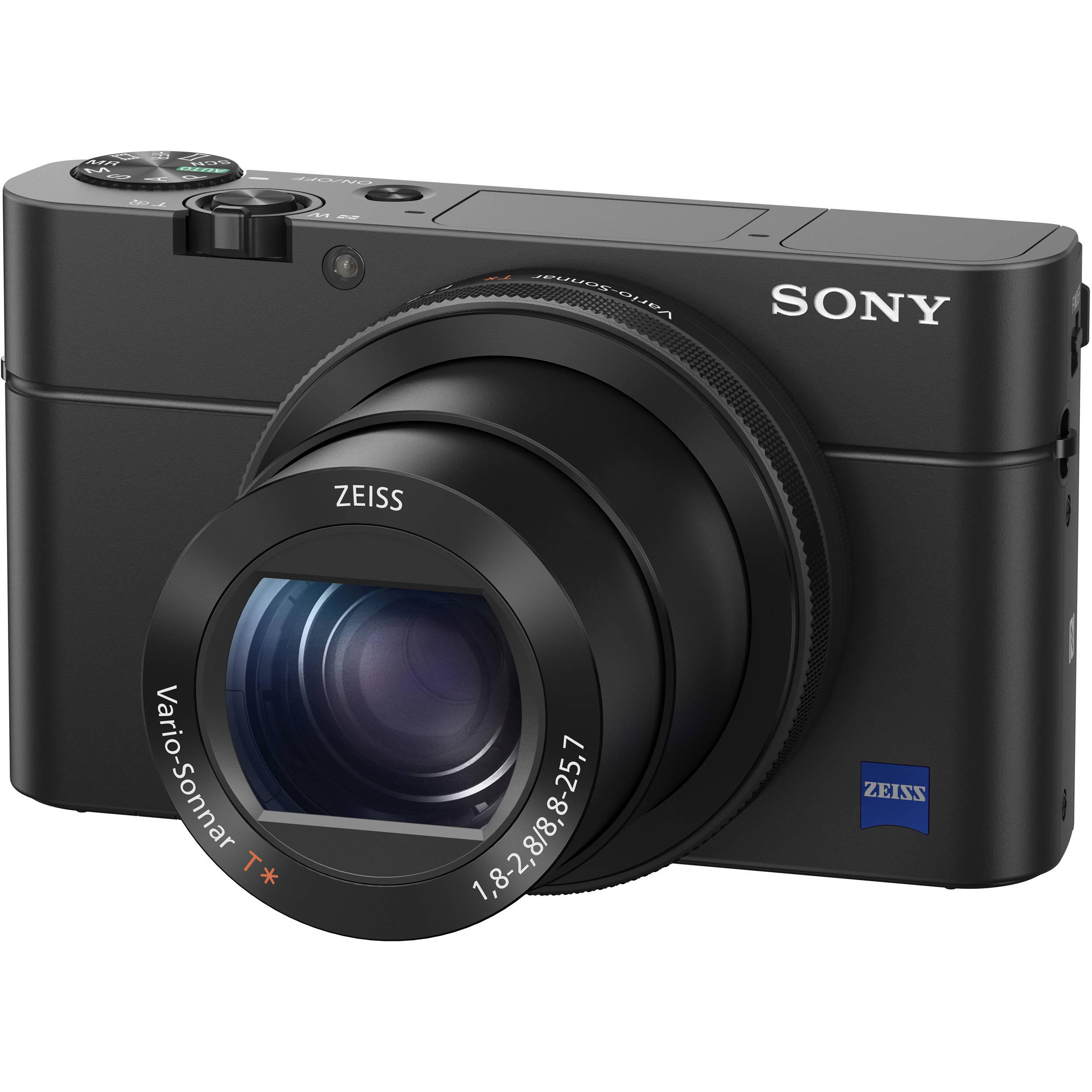 Sony Cyber-shot DSC-RX100 IV Digital Camera £439 @ Amazon