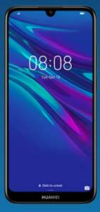 Huawei Y6 2019 32GB 3020 mAh - MediaTek - 2 Colours £99 @ o2 PAYG