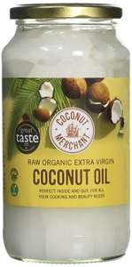 1 Litre Raw Organic Extra Virgin Coconut Oil £11.49 @ Amazon Prime £15.98 Non Prime