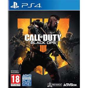 CALL OF DUTY: BLACK OPS 4 for £20.95 (Like New for £18.95) Delivered @ The Game Collection