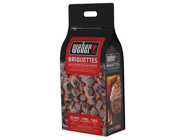 Weber briquettes 8kg £9.77 @ Go Outdoors