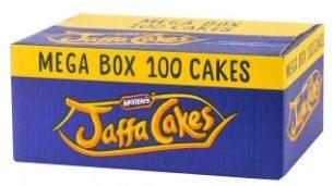 Mega Box 100 McVities Jaffa Cakes £3.99 @ Farmfoods