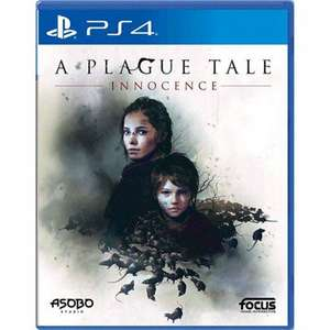 A Plague Tale: Innocence (Pre-order) - £32.95 @ The Game Colllection