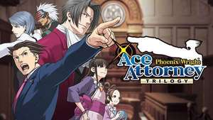 'Phoenix Wright: Ace Attorney Trilogy' for NINTENDO SWITCH £29.99 @ Nintendo