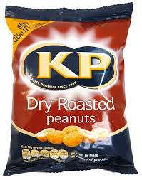 2kg dry roasted nuts (KP) £3 @ FarmFoods