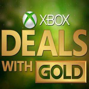 XBOX DEALS WITH GOLD FROM £1.60