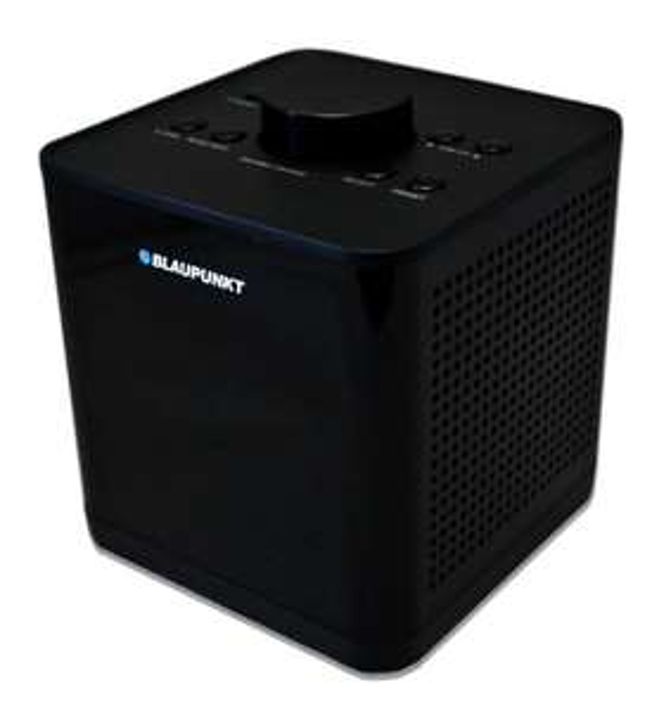 Blaupunkt Bpcrb-b1 DAB FM Digital Radio Alarm Clock USB Charging Output Black- £9 instore @ Sainsbury's