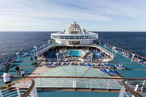 From Birmingham: Lastminute 21 night Caribbean Transatlantic Adults Only Cruise, Outside Cabin, Fullboard 11 April-2 May £1199 @ Cruisedeals