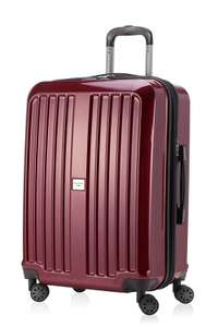 HAUPTSTADTKOFFER  Suitcase Hardside Spinner Trolley 4 Wheel Expandable  65 cm 90 Litre  Burgundy @ Amazon Warehouse Used Very Good £45.77