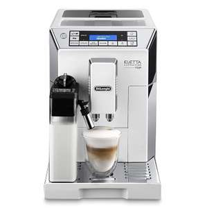 De'Longhi Eletta Cappuccino ECAM 45.760.W Bean to Cup, White £474.99 @ Amazon