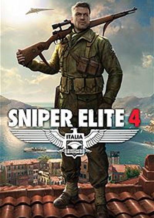Sniper Elite 4 £11.29, Sniper Elite 4 Deluxe Edtion £16.99 PC/Steam @ CDKeys