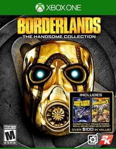 Borderlands: The Handsome Collection Xbox One £8.70 from Xbox Store Argentina