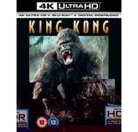 King Kong (2005) 4K UHD & Blu-Ray & Digital £9.79 with code @ CHILI