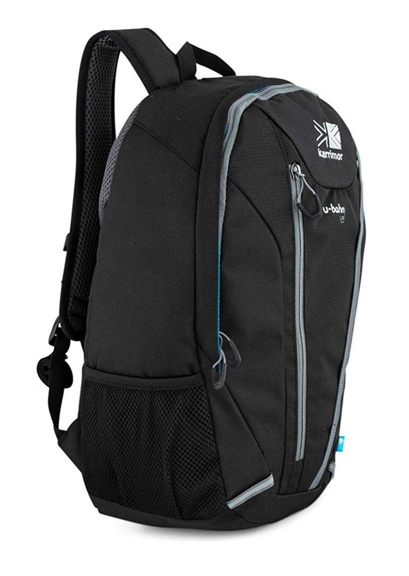 Karrimor U-Bahn 20 L Backpack Black £7.06 (Prime) £11.55 (non-Prime) Delivered @ Amazon
