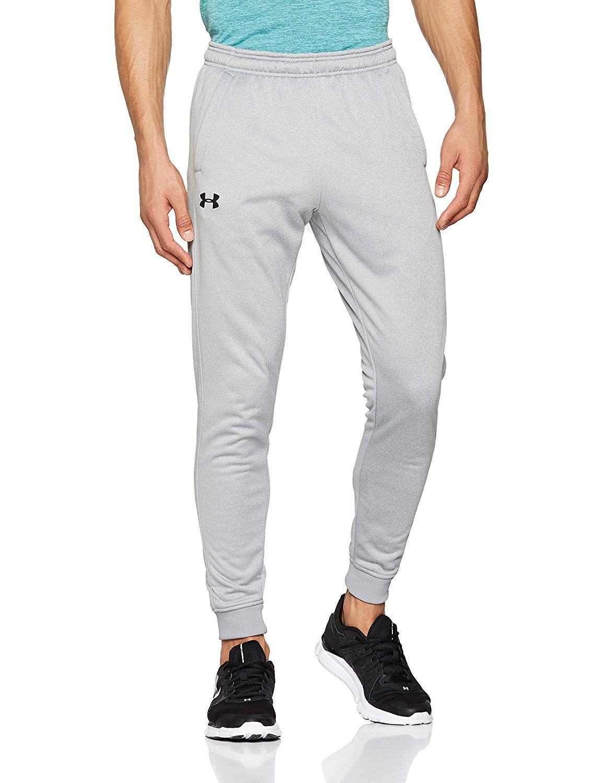 Under Armour Mens' Fleece Jogger Trousers steel light £16.50 (Prime) / £20.99 (non Prime) at Amazon