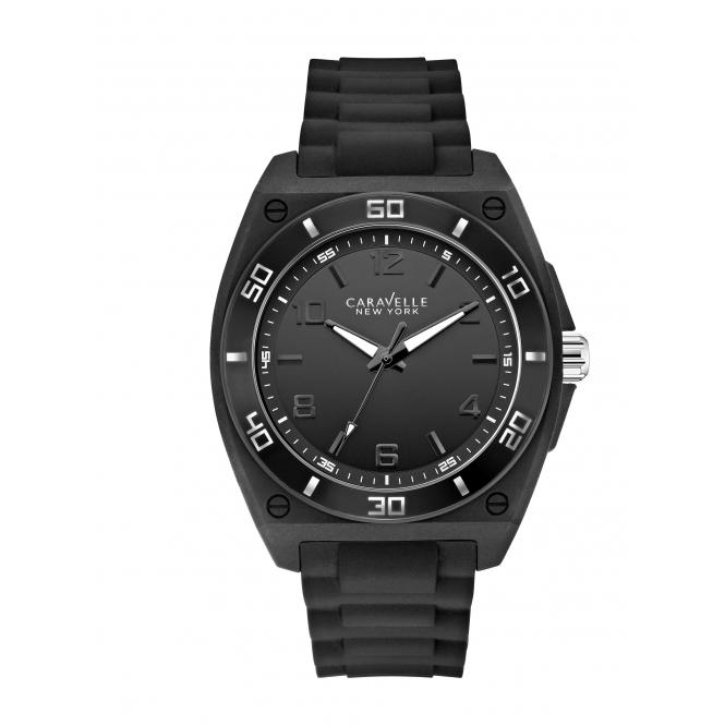 Caravelle New York 43A127 Gent's Clark Wristwatch (Bulova) HS Johnson £19.99