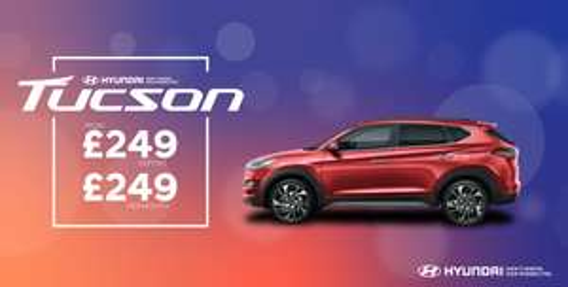 Hyundai Tucson 1.6d S Connect on 4yr PCP £249 deposit + £249/mo at Richmond Motor Group