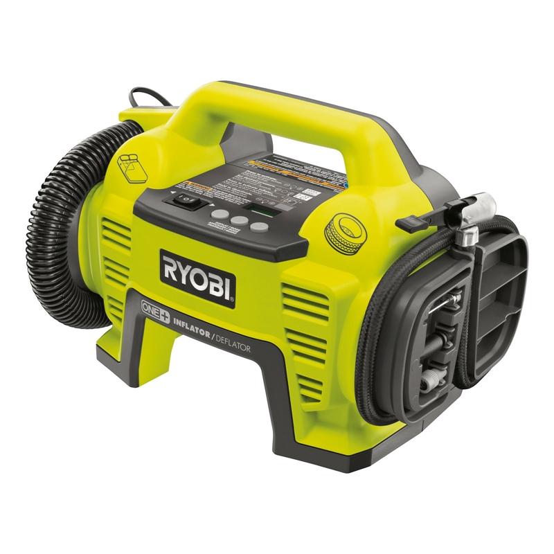 Ryobi ONE+ 18V Inflator R18I-0 (Tool only) £34.50 @ Homebase (Instore Only)