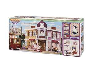Sylvanian Families Town Grand Department Store Gift Set £49.99 Prime Exclusive @ amazon