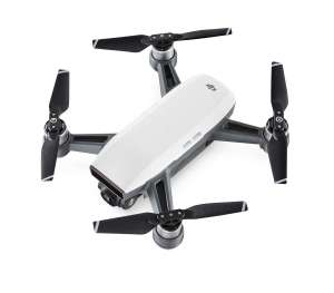 Refurbished DJI Spark Alpine White (aircraft only) £299.95 on eBay / itstor