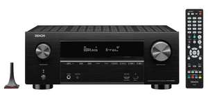 Denon AVRX3500H 7.2 channel AV Receiver / Atmos + Free Express Delivery £549 @ electricshop - [2 Years Manufacturers Warranty]