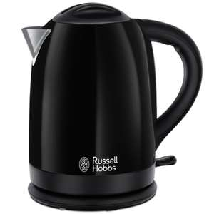 Russell Hobbs Dorchester Kettle - Black, £10 at B&M in-store