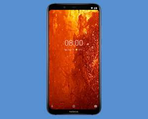 Nokia 8.1 64GB Smartphone Blue Reduced By £80 £279.99 @ Carphone Warehouse
