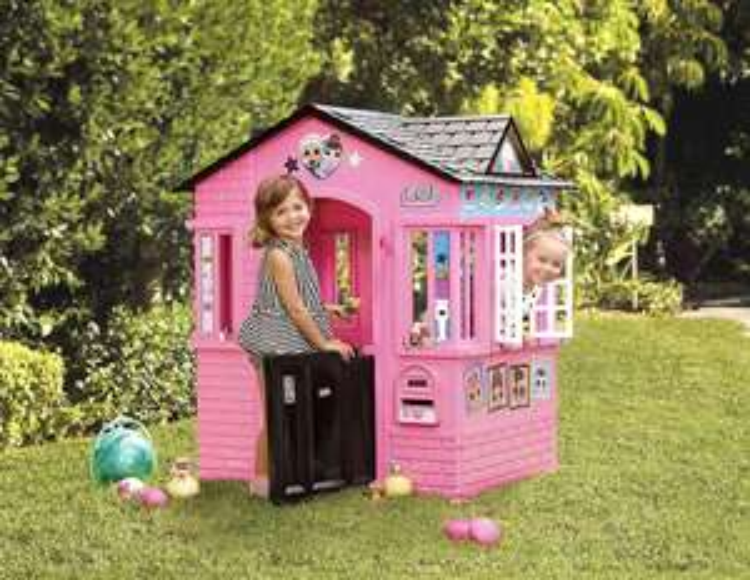 Little Tikes LOL Surprise cottage playhouse now £89.99 @ Amazon