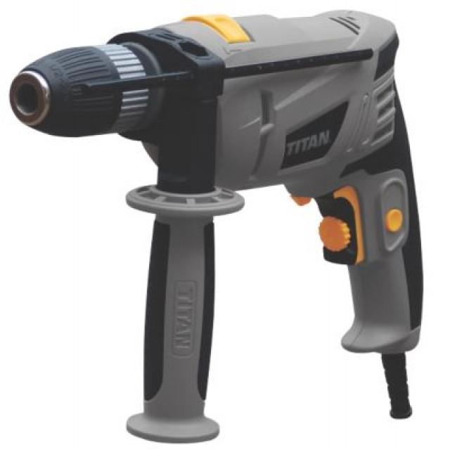 Titan corded hammer drill TTB275DRL - £12 instore @ B&Q Sheffield