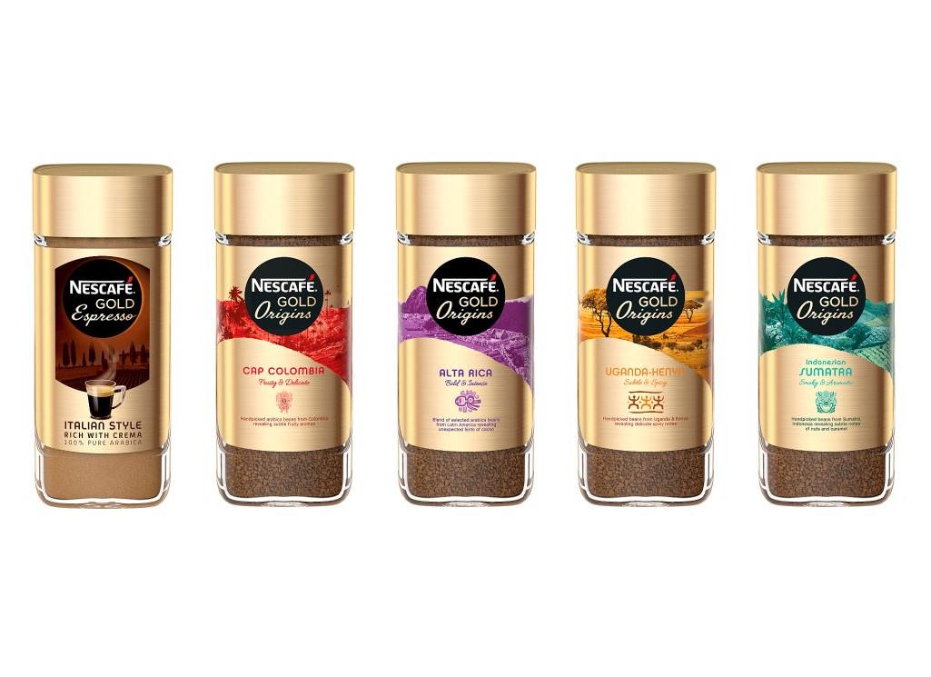 Half Price Nescafe Gold 100g Expresso / Alta Rica / Cap Columbia / Uganda Kenya / Sumatra - £2.25 @ Waitrose