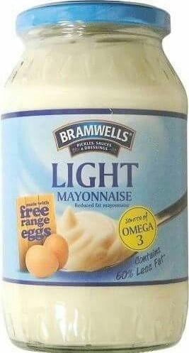 Aldi Bramwell's Light Mayonnaise 504g 41p @ Aldi