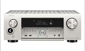 Denon AVR-X4500H AV Receiver SILVER ONLY - £338 Delivered @ Sevenoaks Sound