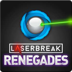 LASERBREAK Renegades (Android Game) temporarily FREE on Google Play was 59p