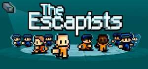 The Escapists (PC Game) on Sale at £3.24 on Steam