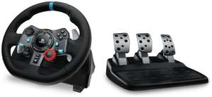 Logitech G29 Driving Force Racing Wheel for PS4 / PC steering wheel £149.98 at Costco