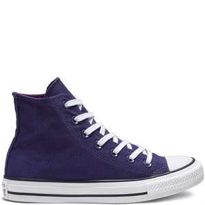 aeeadf8f9f36 Converse Chuck Taylor High Tops and more £20.49 delivered at Converse Shop