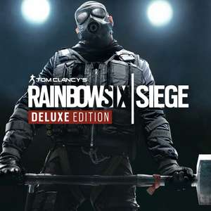 Tom Clancy's Rainbow Six: Siege Deluxe Edition (PS4) for £9.49/ Gold Edition £26.99 @ PlayStation Network