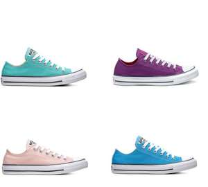 Up to 50% Off Sale + Extra 10% Off code - Chuck Taylor All Star Low Tops £18.99 delivered & more @ Converse
