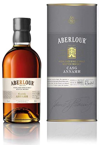 Aberlour Casg Annamh single malt Scotch Whisky 70cl - £41.25 @ Amazon