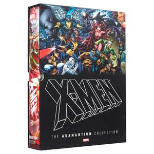 X-Men: Adamantium Collection - Giant Size Slipcase Hardcover Book - £42.49 @ IWOOT with code (+Quidco)