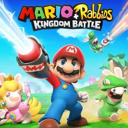 Mario + Rabbids Kingdom Battle £14.99 @ Nintendo