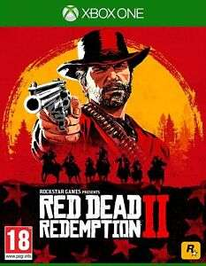 Red Dead Redemption 2 (Xbox One) £20.99 / Call of Duty Black Ops 4 (PS4) £15.99 Delivered (Ex-Rental) @ Boomerang via eBay