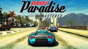 Burnout™ Paradise Remastered (Origin PC) £4.49