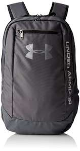 Under Armour Men's Hustle Ldwr Traditional Backpack 29L Graphite/Black £13.50 / £14.50 at Amazon (+£4.49 Non Prime)