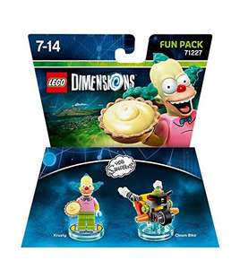 Lego Dimensions Character Pack £1.99 in Smyths Toys Greenford.