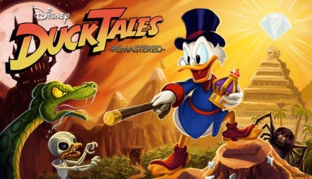 Ducktales : Remastered (Steam PC) £1.15 @ HumbleBundle